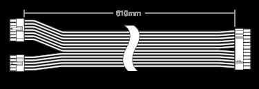 Corsair ALIMENTATIONS CORSAIR 601-850 Watt RM850 850W CP-9020196-EU
