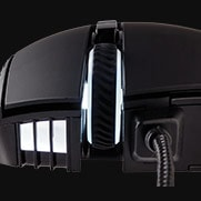 CORSAIR SCIMITAR PRO RGB MMO MOUSE - Onboard Profile Storage