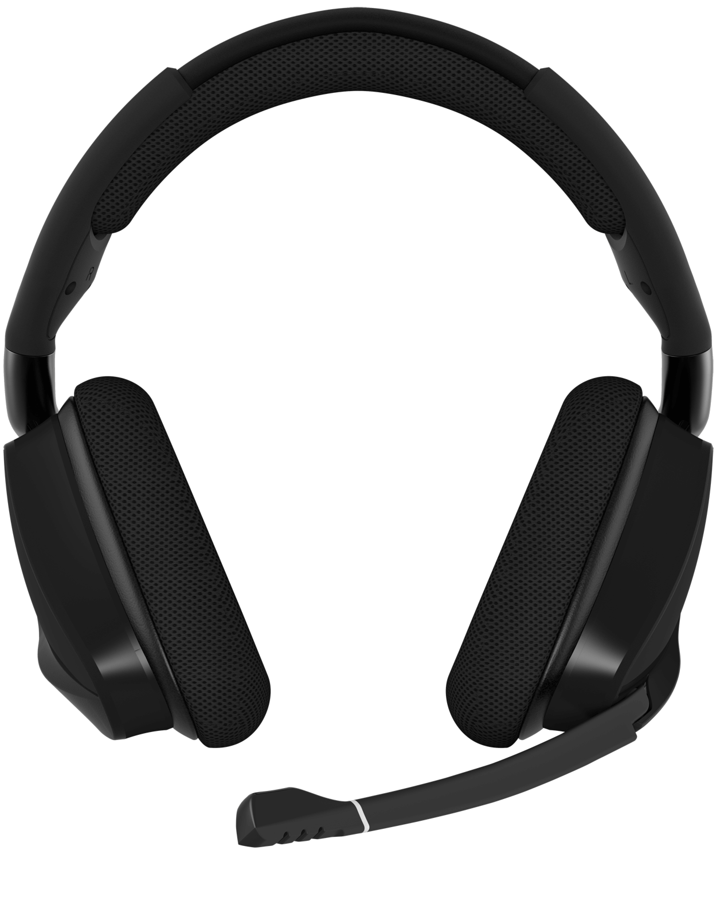 Customisable RGB Lighting, Low Latency 2.4 Ghz Wireless, 7.1 Dolby Surround Sound, Optimised Unidirectional Microphone White Corsair Void Pro RGB Wireless Gaming Headset