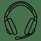 Corsair VOID RGB ELITE USB Premium Gaming Headset with 7.1 Surround Sound — White 29