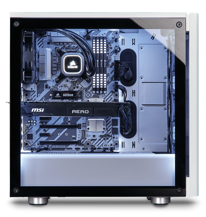 Carbide Series 275r Mid Tower Gaming Case Gaming Pc