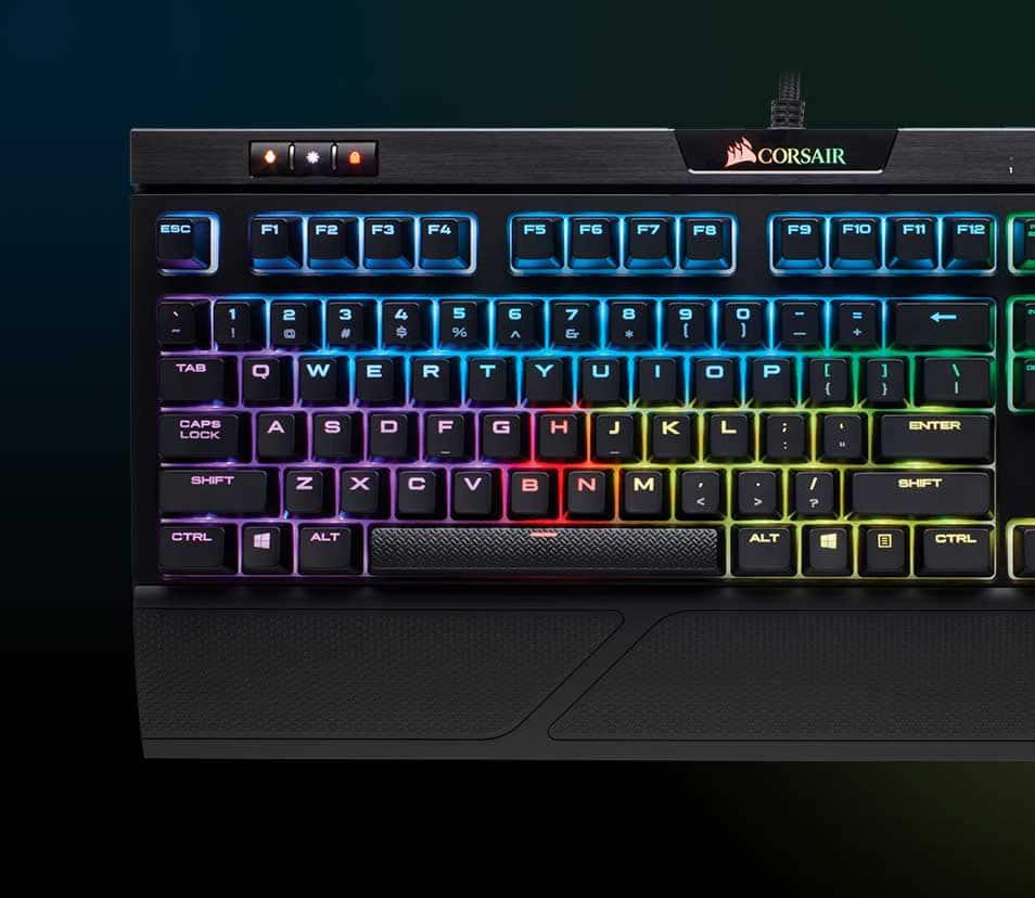 Strafe Rgb Mk 2 Mechanical Gaming Keyboard