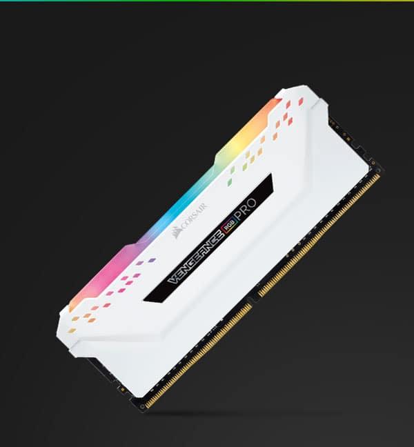 VENGEANCE RGB PRO series DDR4 memory | Desktop Memory | CORSAIR